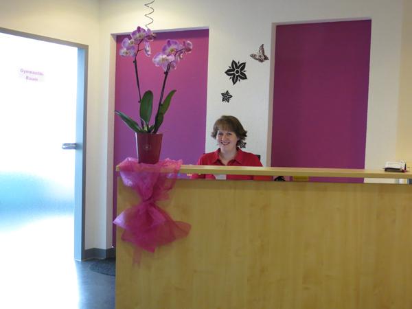 Willkommen in der Praxis für Physiotherapie Nora Marx, Möhringen